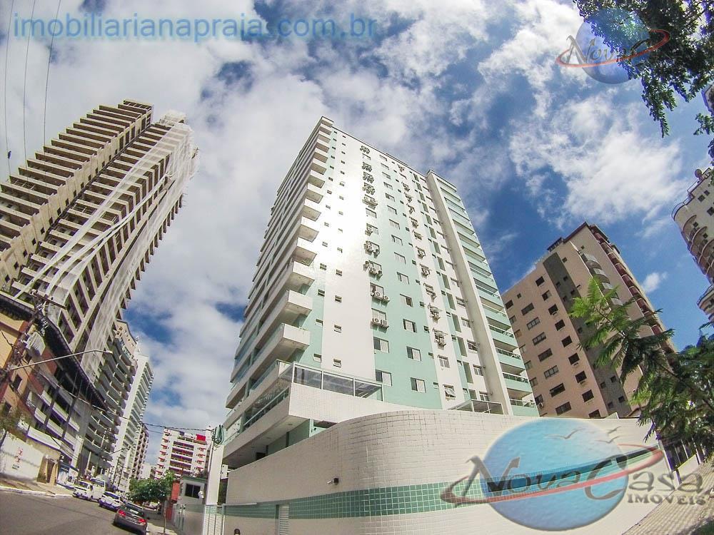 Apartamento 3 dormitórios  à venda, Canto do Forte, Praia Grande.