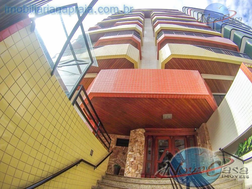 Apartamento 1 dormitório à venda, Campo da Aviação, Praia Grande.