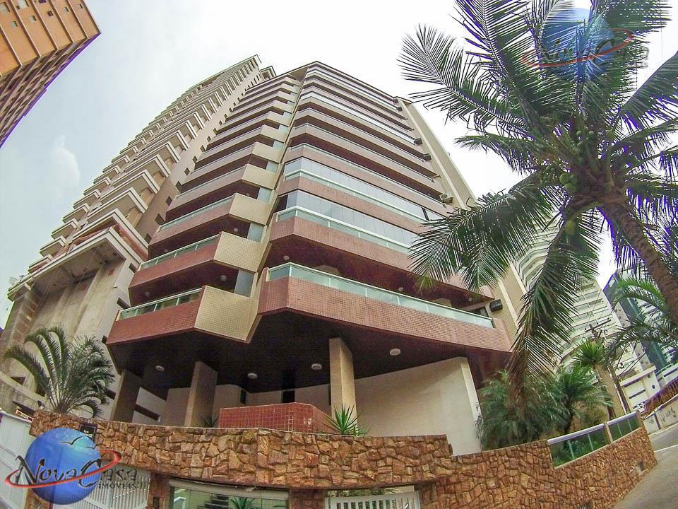 Apartamento  2 dormitórios à venda, Canto do Forte, Praia Grande.