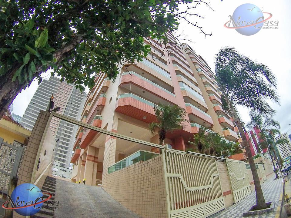 Apartamento 2 Dormitórios sendo 1 Suíte, Canto do Forte, Praia Grande.