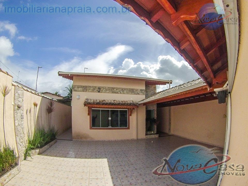 Casa isolada  à venda, Vila Caiçara, Praia Grande.