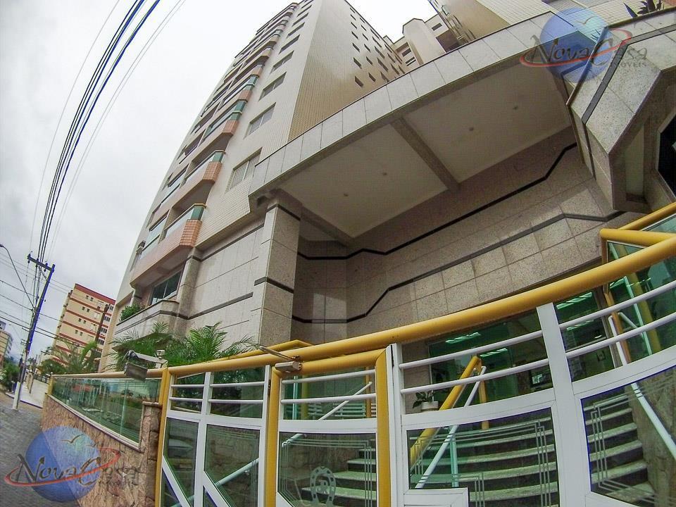Apartamento à venda, Campo da Aviação, Praia Grande.