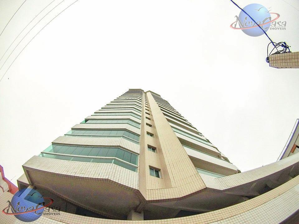 Apartamento 2 Dormitórios sendo 1 Suíte, Vila Mirim, Praia Grande.