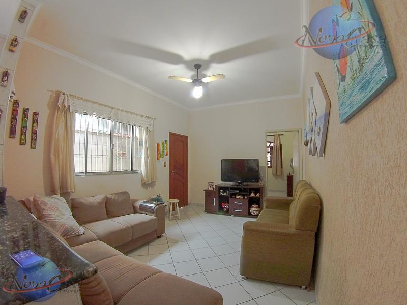 nova casa imóveis sua imobiliária na praia - casa na vila mirim em praia grande litoral...