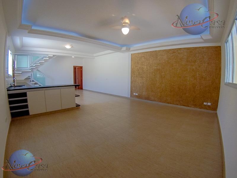 nova casa imóveis sua imobiliária na praia - sobrado no balneário florida na praia grande litoral...
