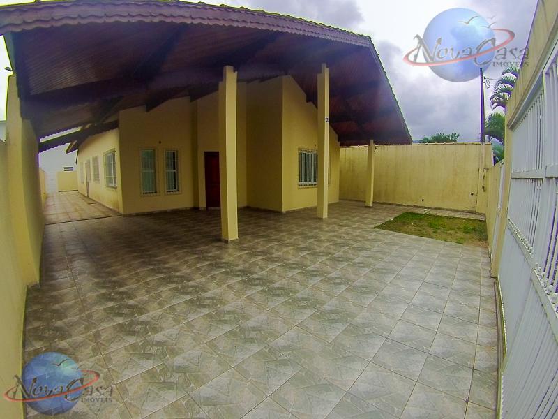 Casa 3 Dormitórios, Balneário Flórida Praia Grande