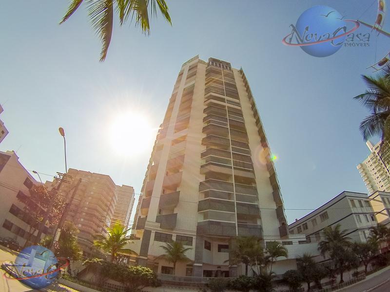 Apartamento  3 Suites à venda, Campo da Aviação, Praia Grande.