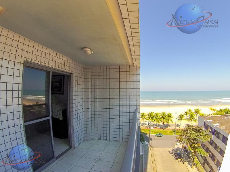 Apartamento 3 Dormitorios à venda, Campo da Aviação, Praia Grande - AP1365.