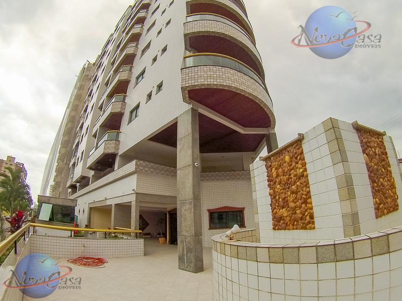 imobiliária na praia grande - apartamento 1 dormitório sendo 1 suíte, sala 2 ambientes com sacada...