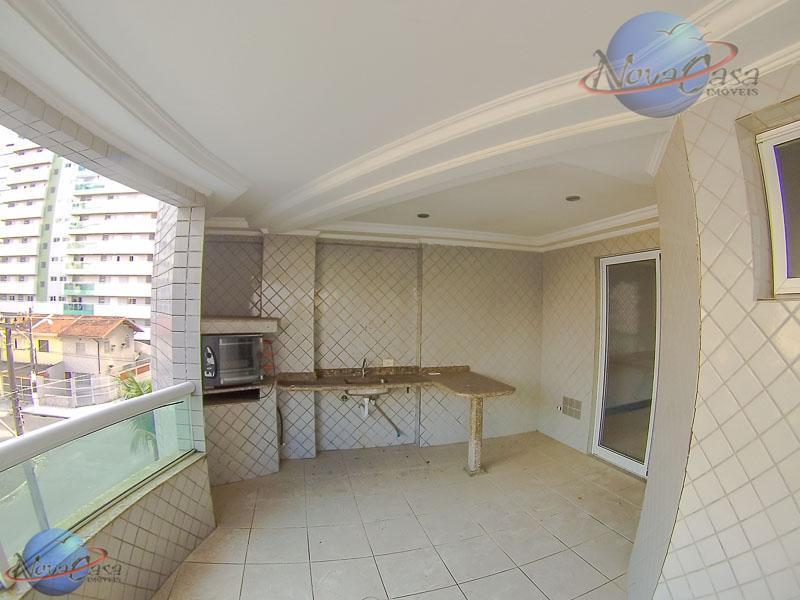 Apartamento 3 Dormitório à venda, Vila Tupi, Praia Grande.