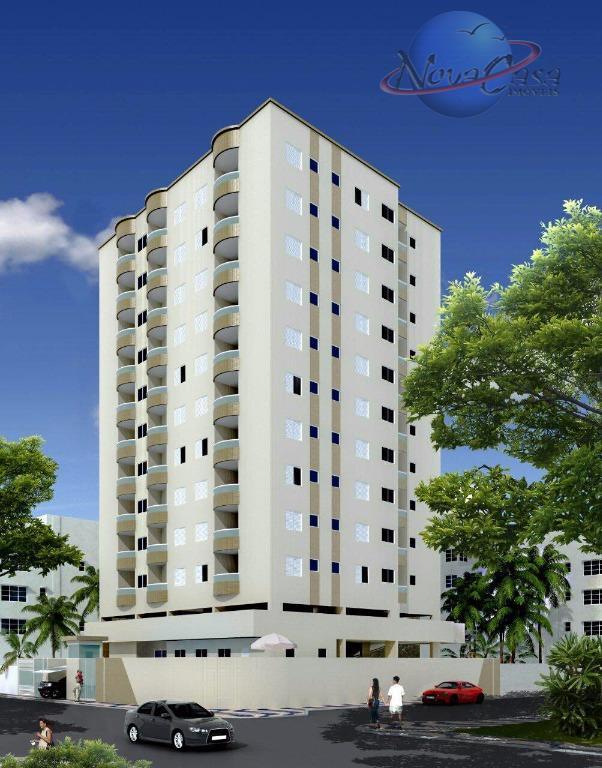 Apartamento 2 Dormitórios à venda, Cidade Ocian, Praia Grande.
