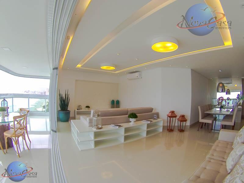 Apartamento Frente ao Mar 03 suítes à venda, Canto do Forte, Praia Grande.