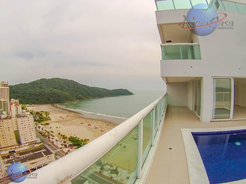 Cobertura Duplex à venda, Canto do Forte, Praia Grande.