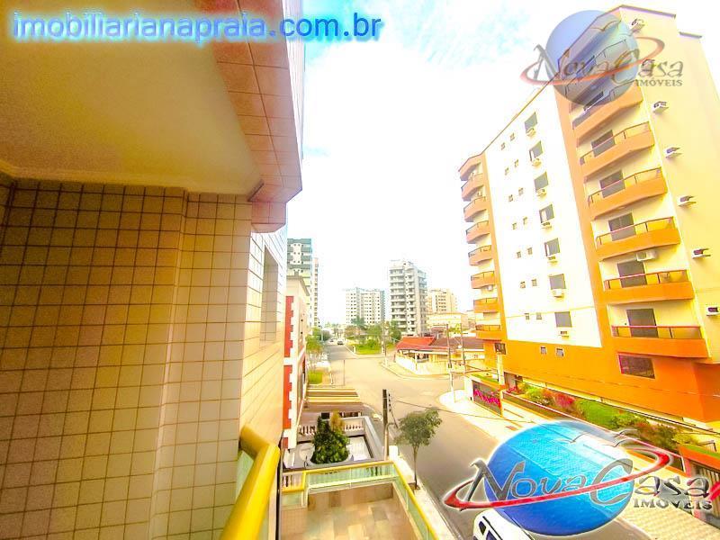 Apartamento 3 Dormitórios, Vila Tupi, Praia Grande.