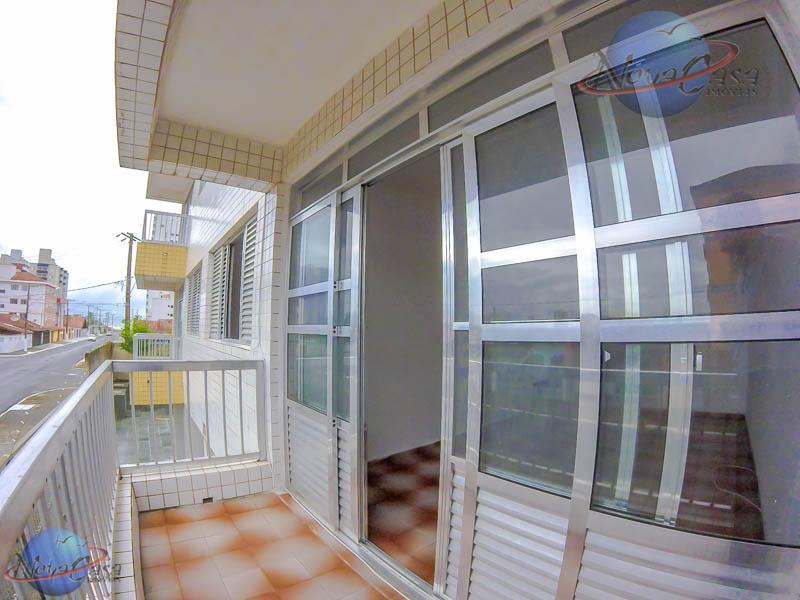 Apartamento 1 Dormitório, Caiçara, Praia Grande.