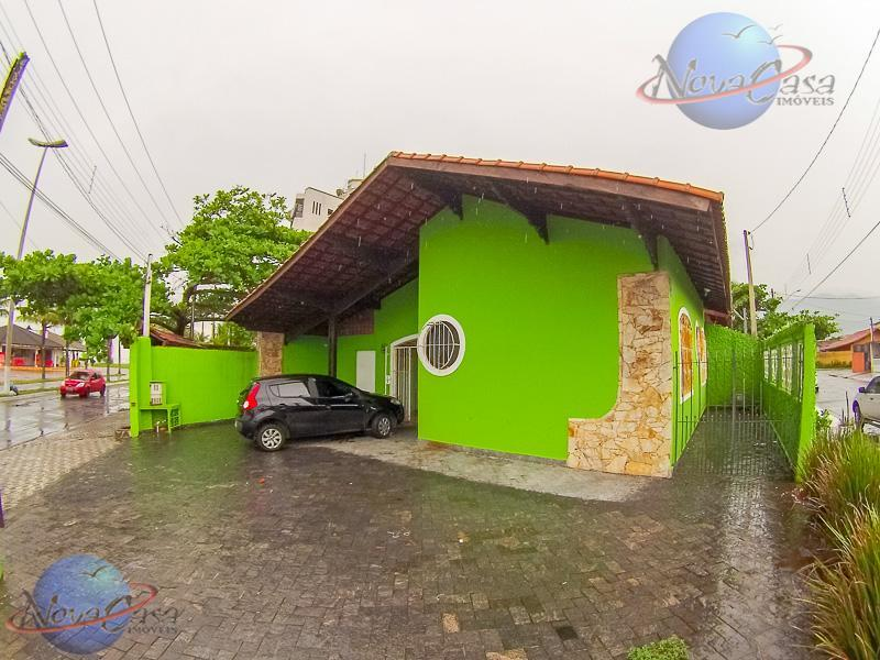 Casa residencial para venda Frente a Praia