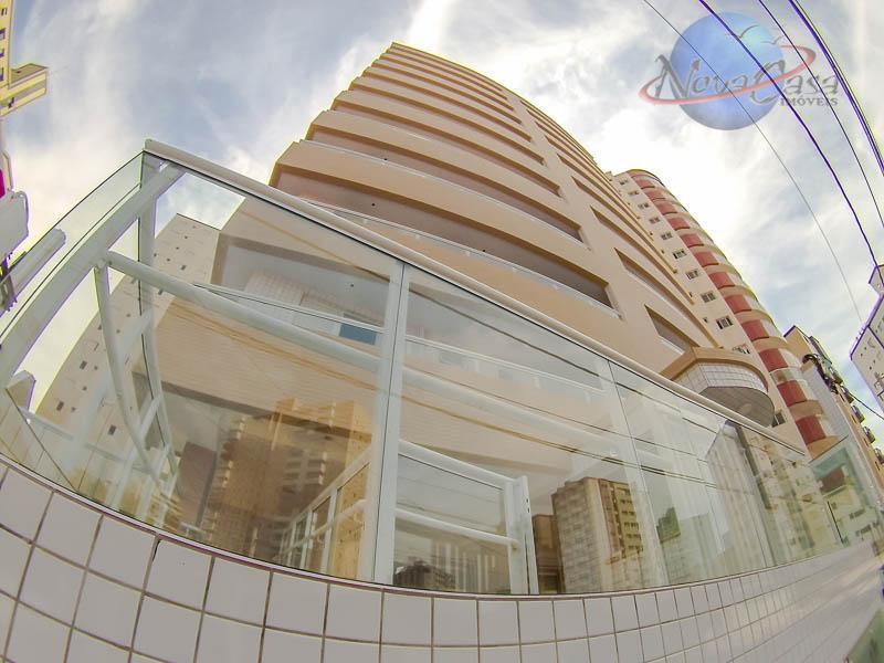 Apartamento à venda, Guilhermina, Praia Grande.