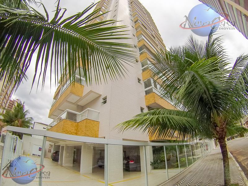 Apartamento 2 Dormitórios à venda, Vila Caiçara, Praia Grande.