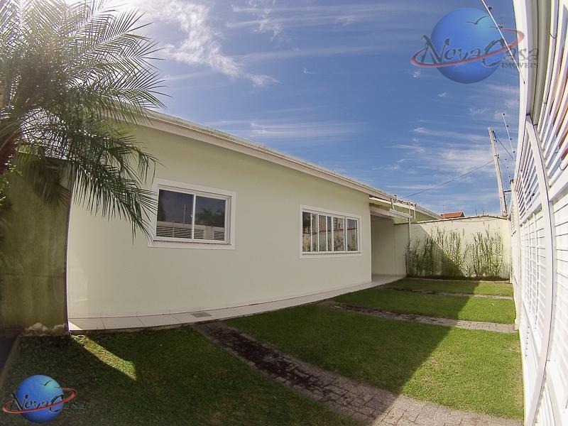 Casa 3 Suites com Piscina Balneário Flórida, Praia Grande - CA3440.