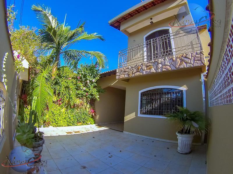 nova casa imóveis sua imobiliária na praia - sobrado em praia grande no litoral de são...