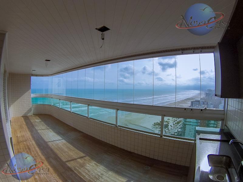 Apartamento à venda, Vila Guilhermina, Praia Grande.