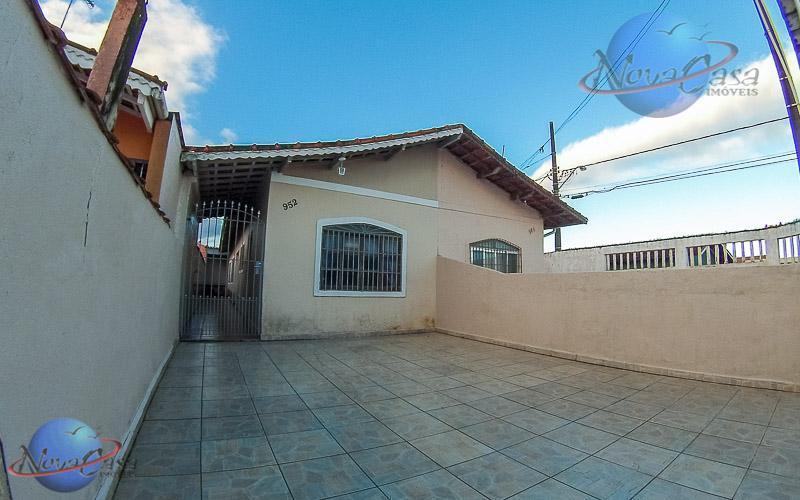 Casa 2 Dormitórios Mirim, Praia Grande