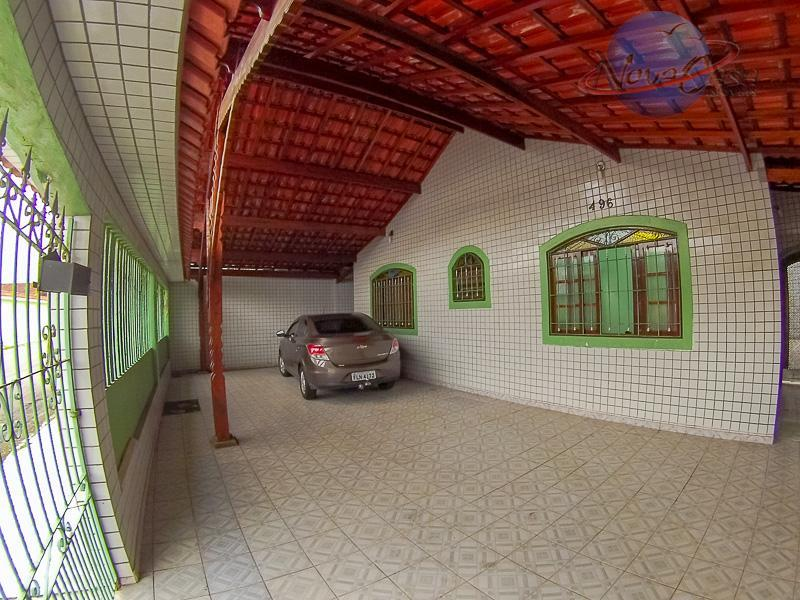 Casa 2 Dormitórios à venda, Vila Mirim, Praia Grande.