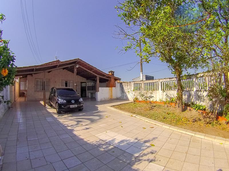 Casa 4 Dormitórios à venda, Balneário Maracanã, Praia Grande.