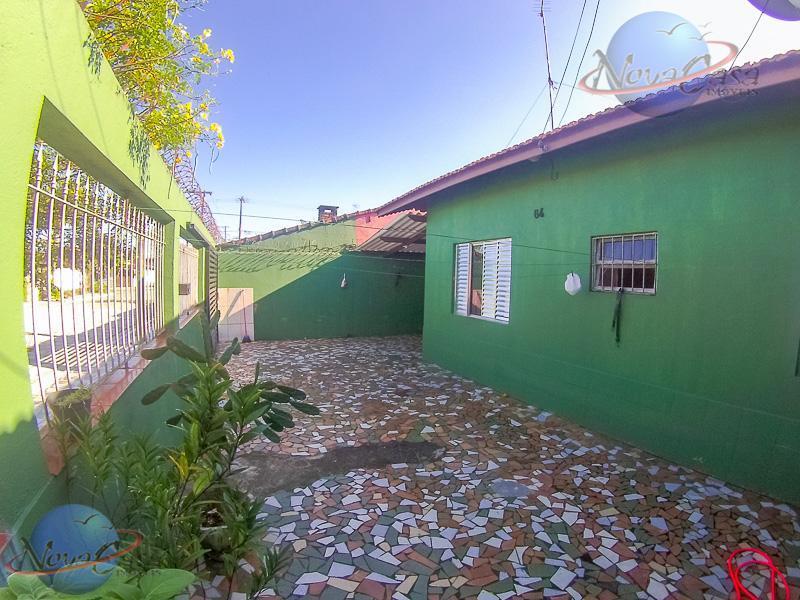 Casa 2 Dormitórios à venda, Balneário Maracanã, Praia Grande.
