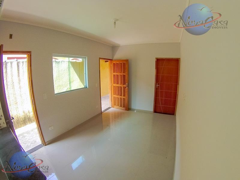 Casa 2 Dormitórios , Vila Mirim, Praia Grande