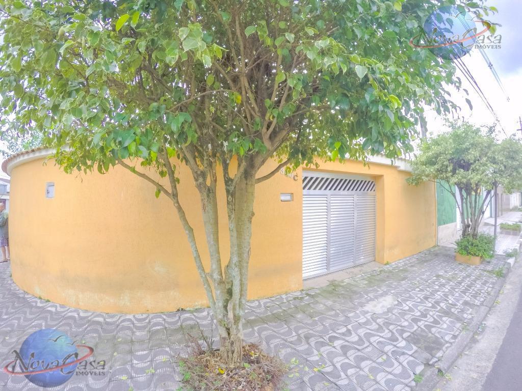 Casa Isolada 2 Dormitórios, Caneleira, Santos