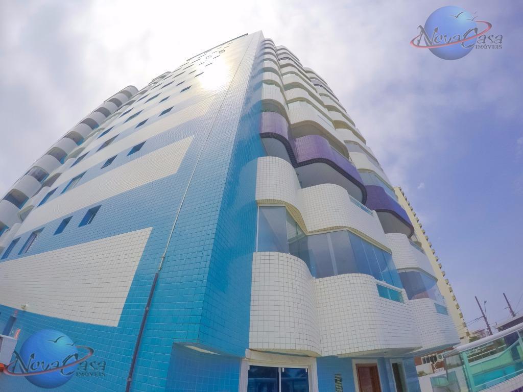 nova casa imóveis sua imobiliária na praia - apartamento frente ao mar em praia grande litoral...
