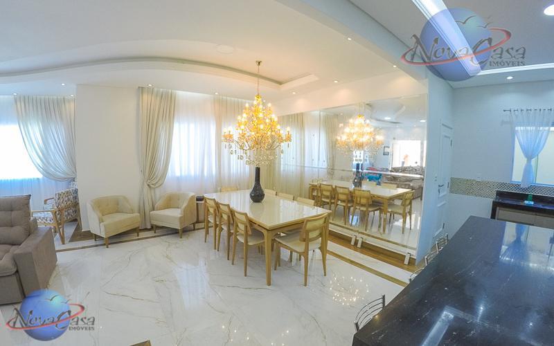 imobiliária na praia grande nova casa imóveis - casa alto padrão decorada com 250 metros construídos,...
