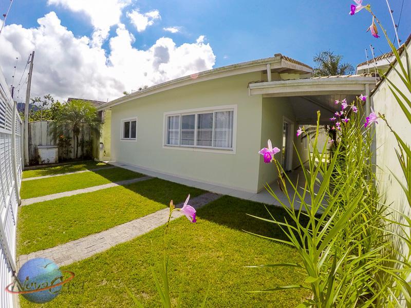 Casa 3 Suites com Piscina Praia Grande - CA3440.