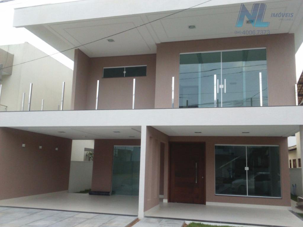 Casa em Condomínio, Nova Parnamirim