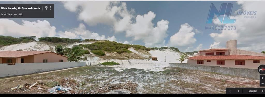 Terreno na Praia de Búzios, RN