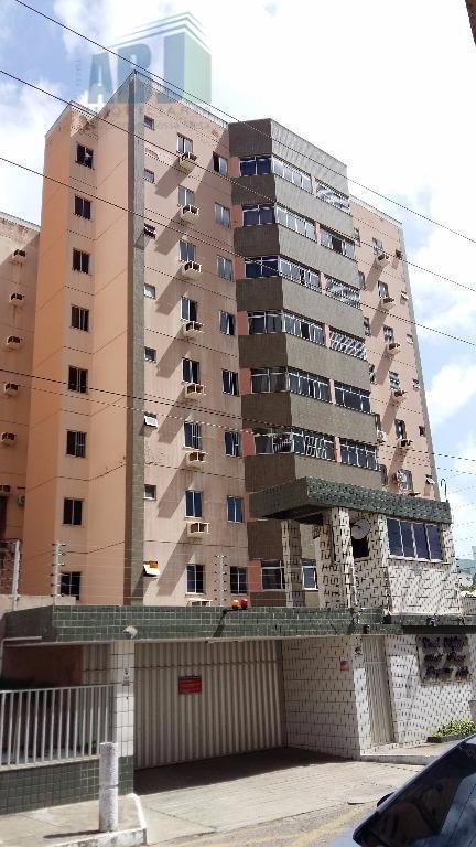 Apartamento Mobiliado para locação, Papicu, Fortaleza.