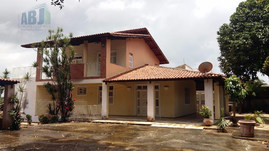 Casa residencial para venda e locação, Parque Guadalajara, Caucaia.