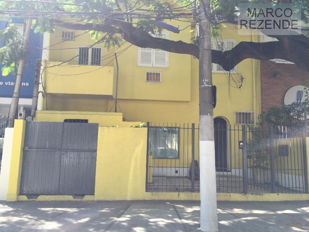 Casa comercial para locação, Icaraí, Niterói.