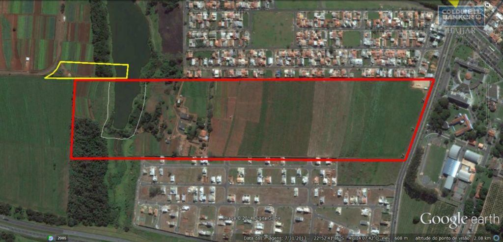 Área residencial à venda, Parque Hortolândia, Hortolândia.