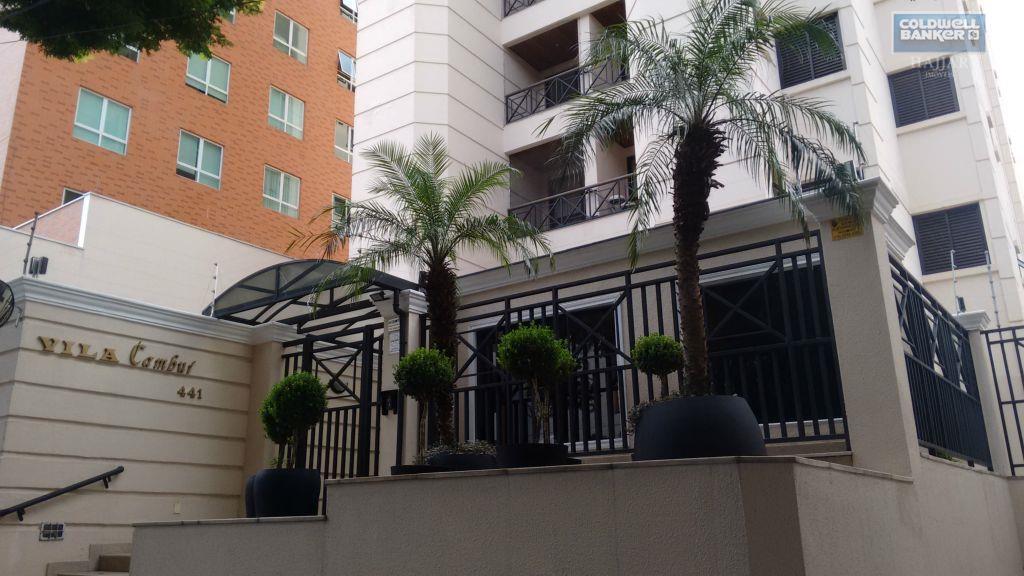 Apartamento residencial à venda, Cambuí, Campinas. de Hajjar Imóveis.'