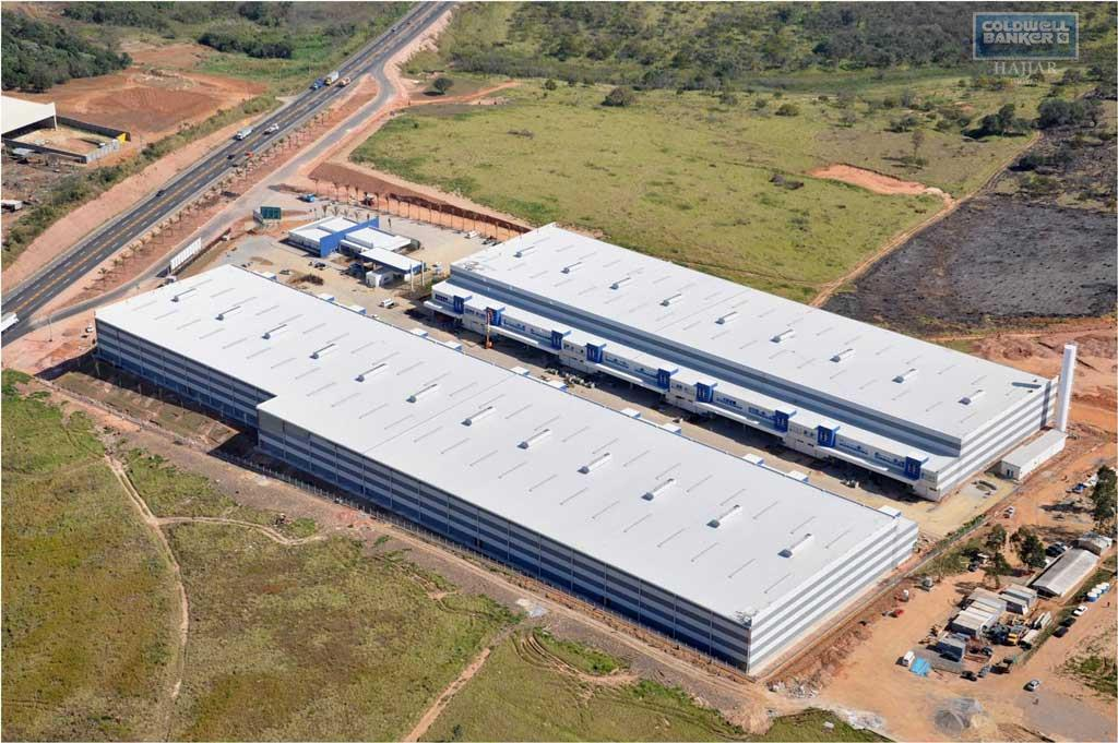Galpão corporativa para locação, Distrito Industrial, Jundia