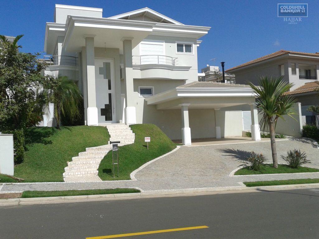 Magnífica casa no Alphaville D. Pedro