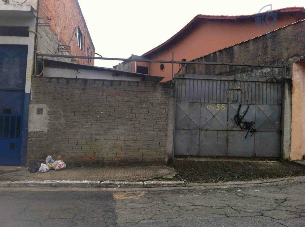 Terreno  comercial para locação, Prosperidade, São Caetano do Sul.