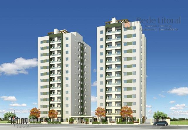 Apartamento residencial à venda, Stan, Torres - AP0052.