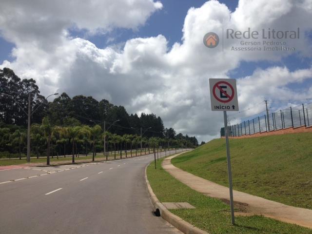 alphaville excelente terreno com 606,21 metros quadrados em condomínio de luxo, com ruas asfaltadas, infraestrutura completa,...