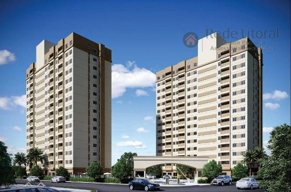 Apartamento residencial à venda, Torres - AP0065.