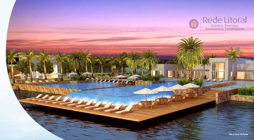 terreno em torres em condomínio, a mais bela e segura praia do rio grande do sul,...