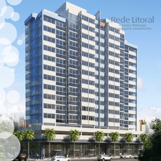 Apartamento residencial à venda, Centro, Torres - AP0067.