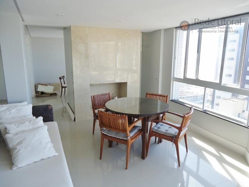 apartamento de cobertura em torres, duplex de 360º, 6 dormitório(s), 9 banheiro(s), 5 suíte(s), 1 suíte...